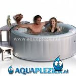 Opblaas Spa zilver